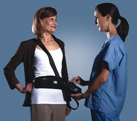 Belt capsule colonoscopy